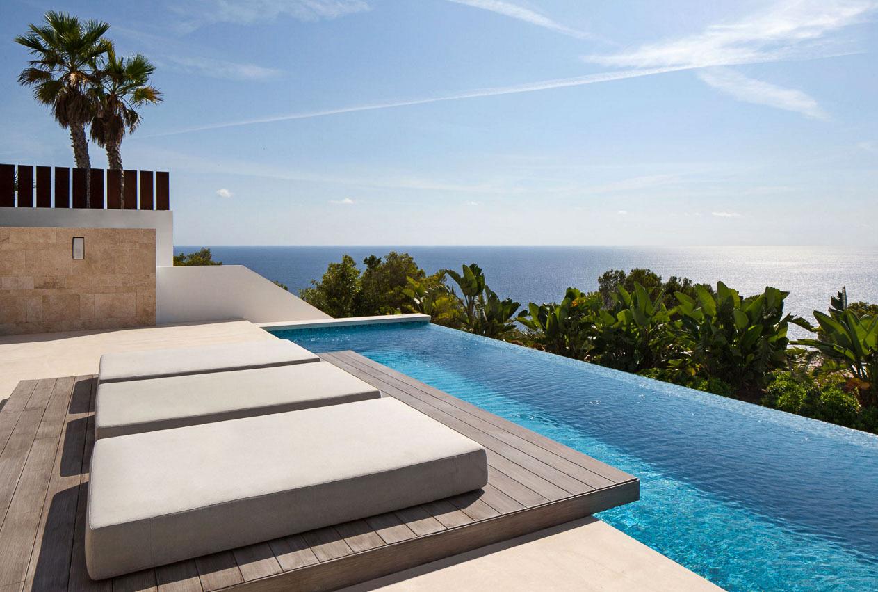 Beach Life Ibiza Interiors swimming pool