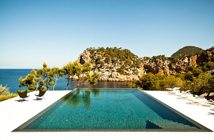 Beach Life Ibiza Interiors swimming pool