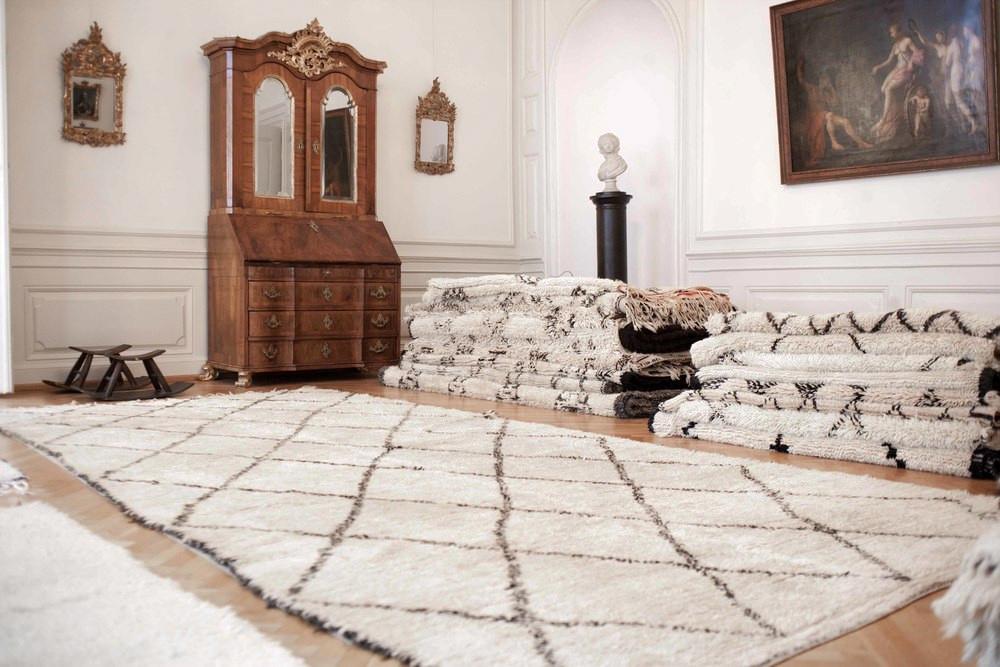Beni Ourain - Moroccan Rug - Carpet 3