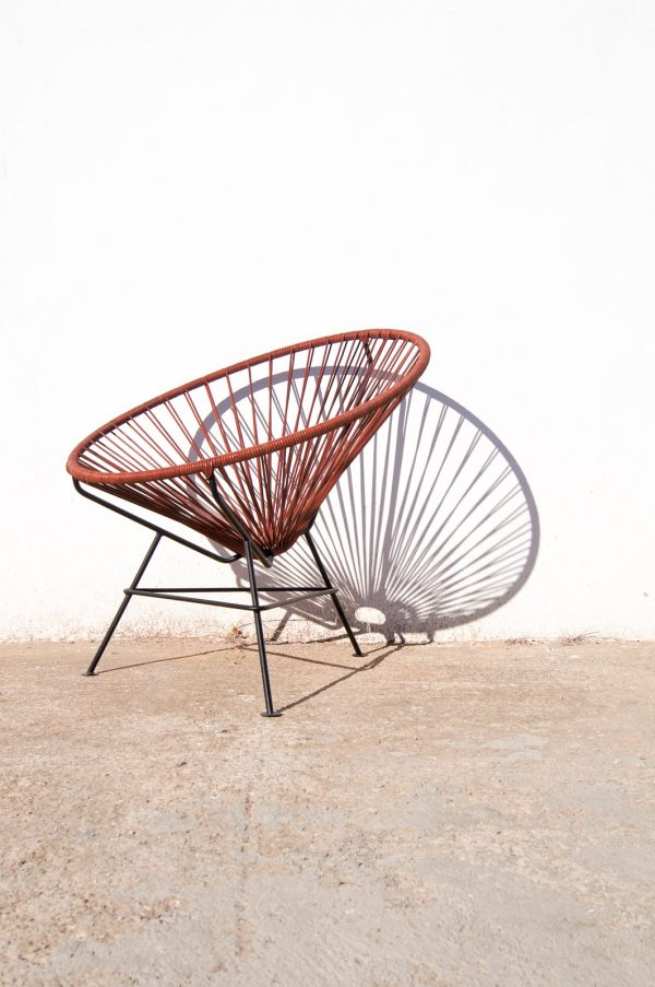 Condesa chair - leather