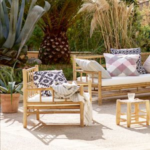 Tine K home - Bamboo lounge chair