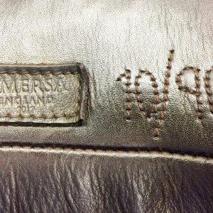 Dimitri Omersa Leather Rhinoceros