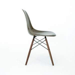 Eames Herman Miller Molded Fiberglass chair