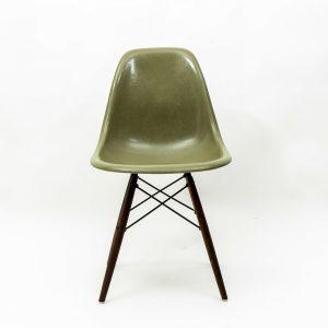 Eames Herman Miller Molded Fiberglass Chairs