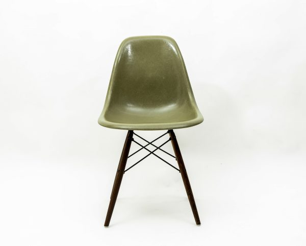 Eames Herman Miller Molded Fiberglass Chairs