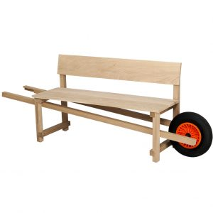 Weltevree - Wheelbench