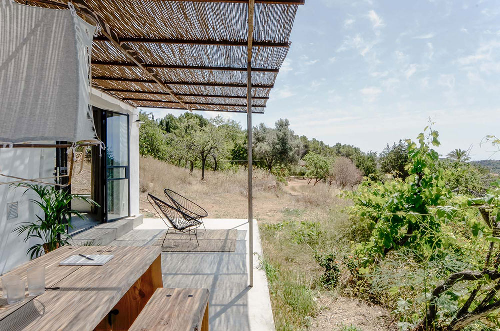 An Architectural Transformation From Garage To Contemporary Loft In Ibiza.  Designed With A Rustic And Industrial Concept To Match The Original  Character Of ...