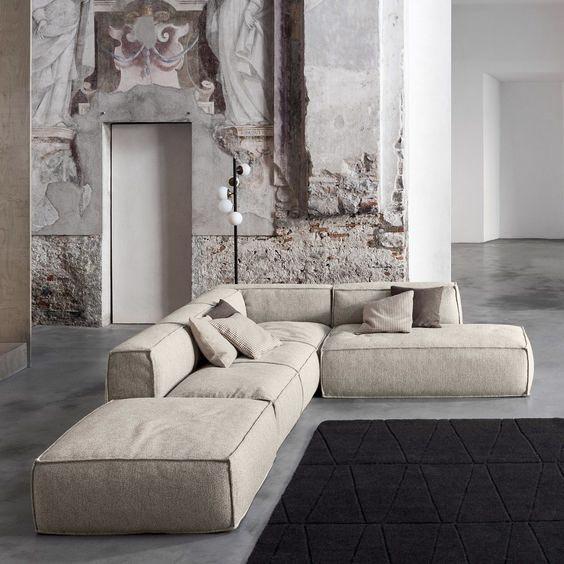 Living Divani Extra Soft.Living Divani Ibiza Interiors